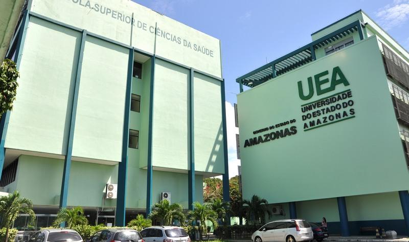 ESA UEA fachada (Foto: UEA/Divulgação)