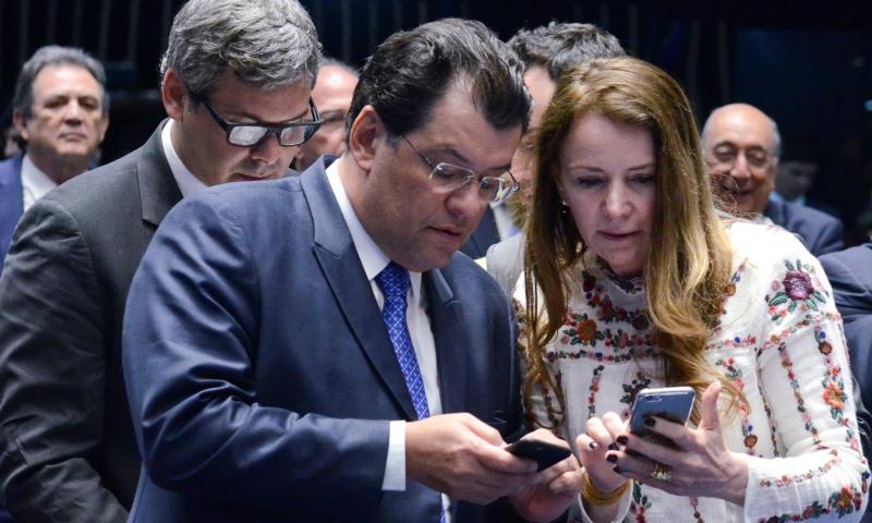 CCJ aprova decretos de Braga e Vanessa que derrubam decisão de Temer sobre incentivo fiscal