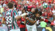 Jogo foi muito disputado e placar refletiu equilíbrio entre as equipes (Foto: Gilvan de Souza/Flamengo)