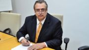 Presidente da CBB, Guy Jr divulgou o fim da suspensão Peixoto (Foto: CBB/Divulgação)