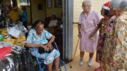 Idosos com mais de 80, têm características de vulnerabilidade mais acentuadas (Foto: Antonio Cruz/ABr)