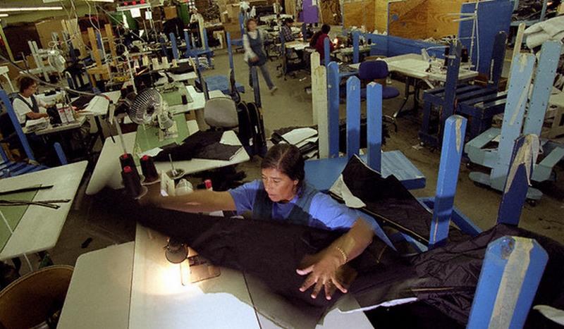Indústria têxtil (Foto: industrytextil.com/Divulgação)