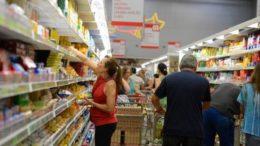 Inflação preços (Foto: Tânia Rêgo/ABr)