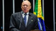 Senador João Alberto decidiu arquivar o pedido alegando falta de provas (Foto: Agência Senado)