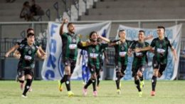 MANAUS FC (Foto: Antonio Assis/FAF)