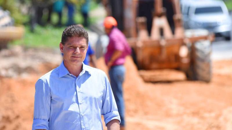 Rotta diz que candidato a governador do PSDB no Amazonas era outro