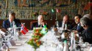 Michel Temer que está na Noruega, admitiu crise política no Brasil (Foto: Beto Barata/PR)