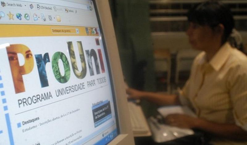 Prazo para adesão à lista de espera do ProUni termina nesta terça-feira