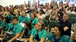 Professores Semed farão curso no abiente escolar (Foto: Lton Santos/Semed)