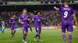 REAL MADRID(Foto: ESPN/Reprodução)