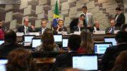 Comissão do Senado discute a Reforma Trabalhista (Antonio Cruz/Agência Brasil)