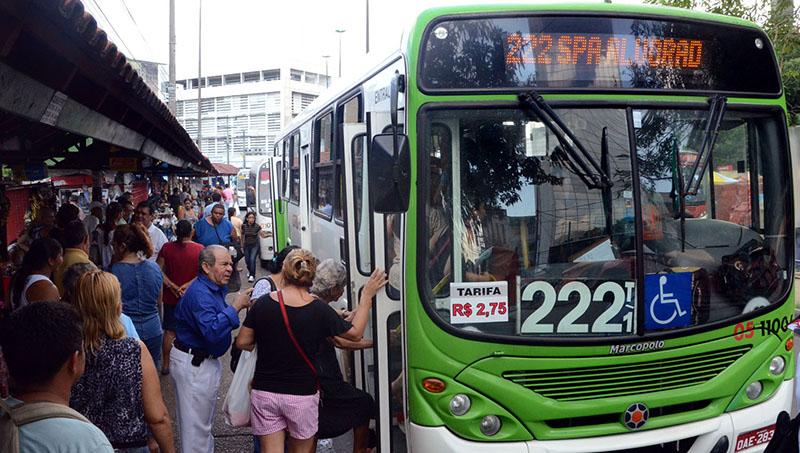 Mais cinco linhas de ônibus deixarão de passar no Centro de Manaus