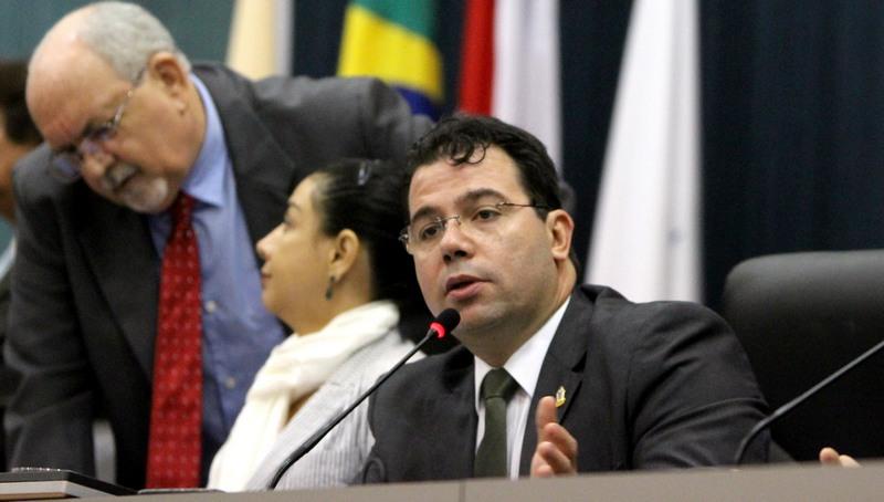 WILKER BARRETO (PHS) (Foto: Tiago Corrêa/Dircom/CMM)