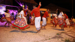 Em 2014, o carimbó foi declarado como Patrimônio Cultural Imaterial do Brasil pelo Iphan (Foto; Alessandra Serrão/Comus)