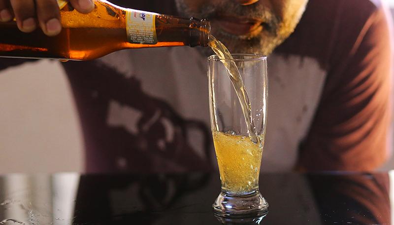 Rótulo de bebida alcoólica vai informar o valor calórico ao consumidor (Foto: Fernanda Carvalho/ Fotos Públicas)