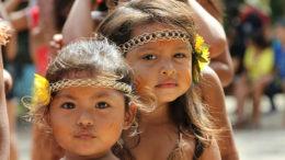 Censo Escolar de 2015, diz que existem 285.303 estudantes indígenas no País (Fotos: Lton Santos/ Semed)