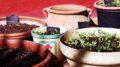 Material orgânico pode ser utilizado na produção de horta caseira (Foto: Agência Brasil)