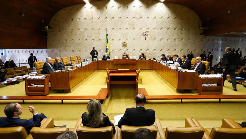 Supremo Tribunal Federal (STF) retoma o julgamento sobre a validade dos termos do acordo de delação premiada da JBS (Marcelo Camargo/Agência Brasil)