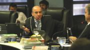 Conselheiro Érico Desterro decidiu por suspender a licitação da Sema (Foto: Ana Cláudia Jatahy/TCE)