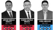 Bisneto, Sabino, Hissa