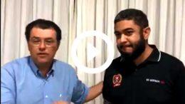 Eduardo Braga e Gerson Feitosa