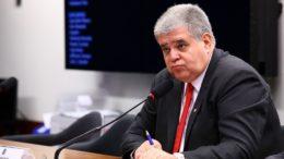 Carlos Marun lidera a 'tropa de choque' na defesa do presidente Temer (Foto: Antonio Augusto/Câmara dos Deputados)