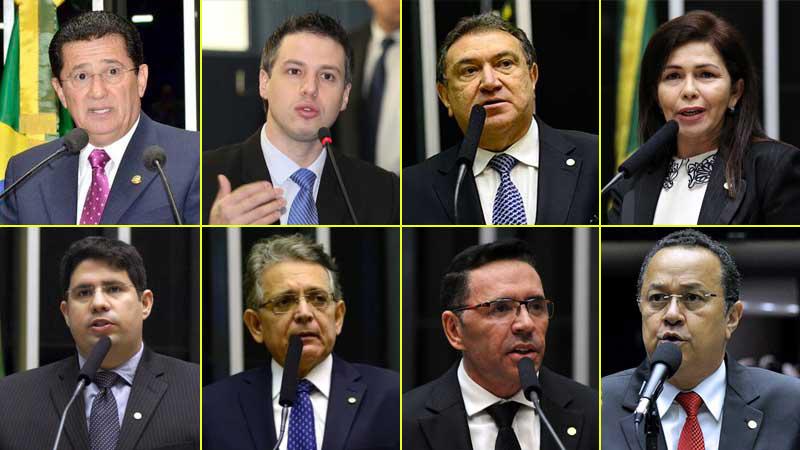 deputados federais do Amazonas 2017
