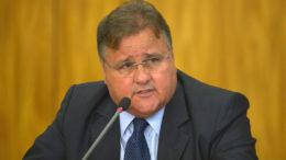 Ex-ministro Geddel Vieira foi acusado de tráfico de influência na construção irregular de um edifício na Bahia (Foto: José Cruz/Agência Brasil)