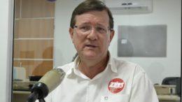 José Ricardo diz que é alternativa aos grupos políticos que se revezam, no Amazonas (Foto: Felipe Campinas/ATUAL)