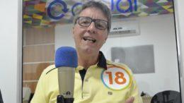 Deputado Luiz Castro diz que não é 'laranja' e sim 'resistência' política no Amazonas (Foto: Felipe Campinas/ATUAL)