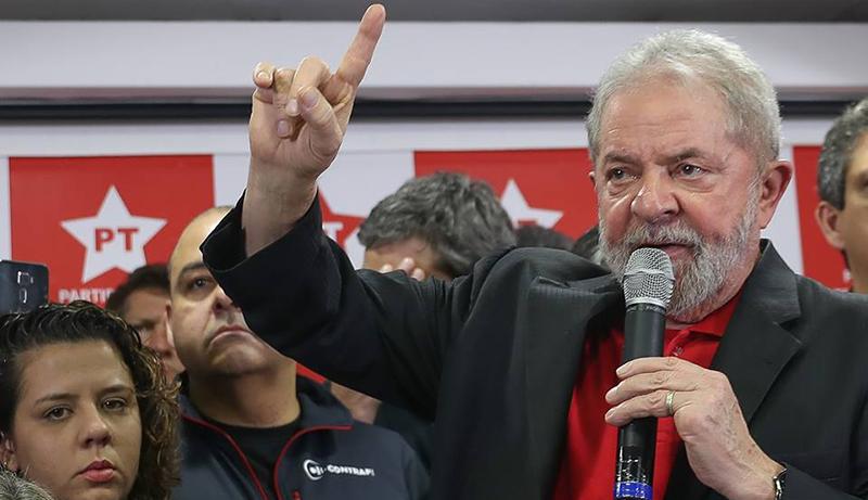 Supremo diz não a Lula e rejeita habeas corpus para evitar prisão do ex-presidente