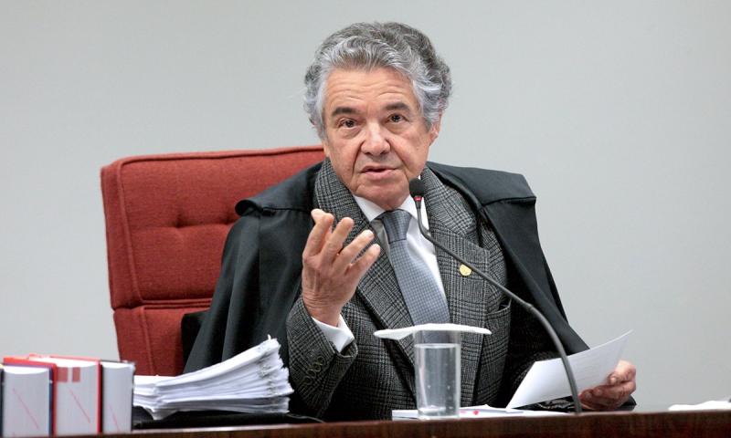Marco Aurélio diz que penitenciárias são panela de pressão e indulto é tradição