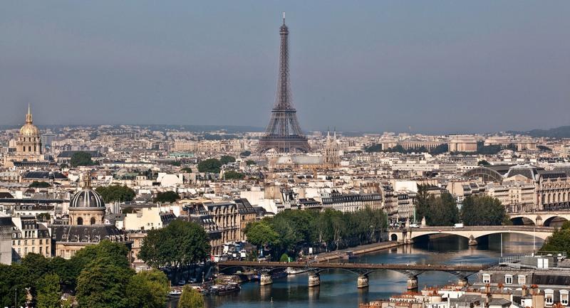 Paris, única candidata restante, deve ser confirmada como sede da Olimpíada de 2024 (Foto: Celia Pernot/ Fotos Públicas/Divulgação/ND)
