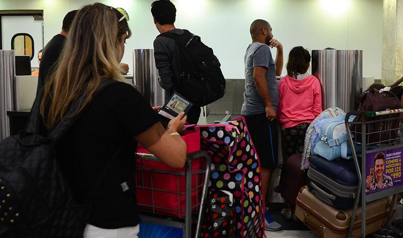 OAB anuncia blitz contra cobrança de bagagens em aeroporto de Manaus