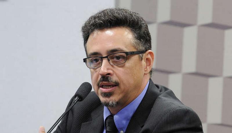 Sérgio Sá Leitão prometeu dedicação, responsabilidade e transparência (Foto: Ag. Senado)