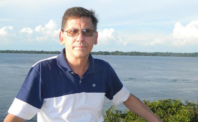Wilton Pereira dos Santos não tem registro de candidatura, mas foi eleito prefeito (Foto: Facebook/Reprodução)