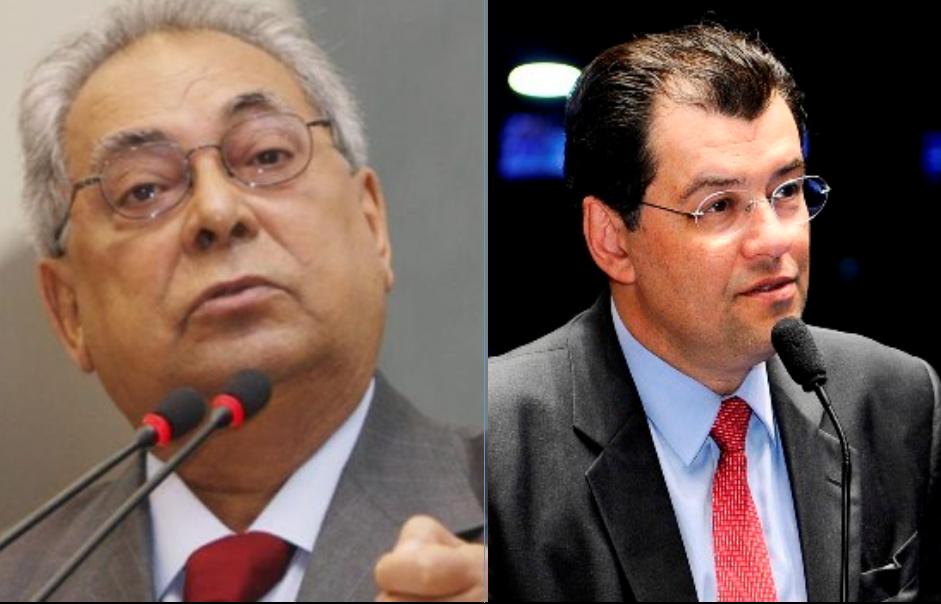 Amazonino Mendes vence com 1/3 dos votos totais do Estado