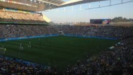 Arena Corinthians tem recebido maior médio de público em jogos do Timão (Foto: Ag. Corinthians)