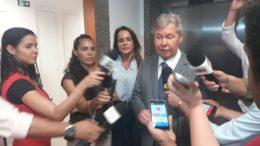 Prefeito Arthur Neto pediu pressa ao TRE para empossar novo governador do Amazonas (Foto: ATUAL)