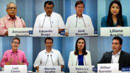 candidatos a governador do amazonas