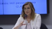 Deputada Dâmina Pereira apresentou dispositivo que inclui pelo menos uma mulher em conselhos (Foto: Leonardo Prado/Ag. Câmara)