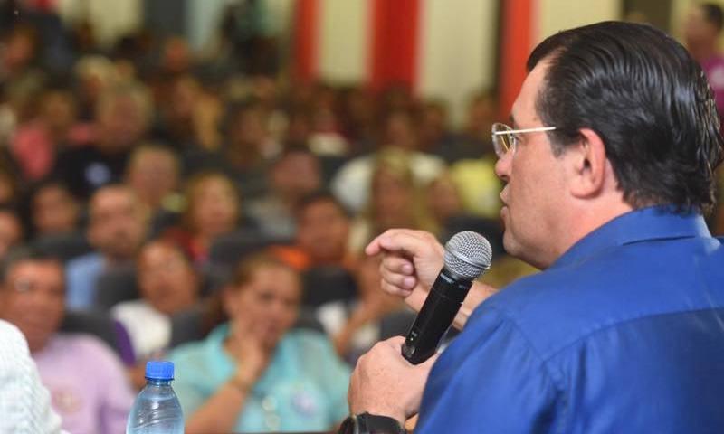 Eduardo Braga campanha eleitoral