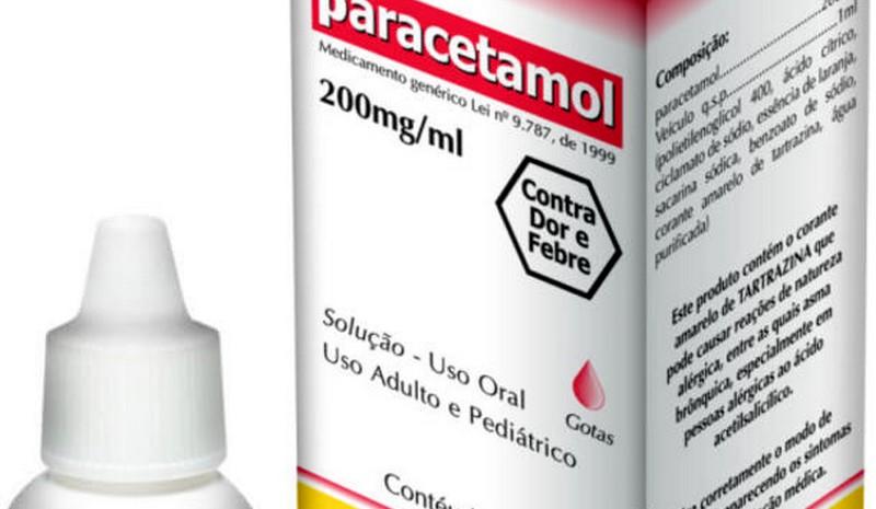 Lotes de paracetamol, amoxicilina e antimicrobiano são suspensos pela Anvisa