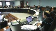 Fotos dos conselheiros foram por unanimidade (Foto: Ana Cláudia Jatahy/TCE)