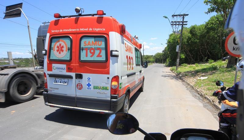 Trabalhador do Samu comprovou prejuízos com atraso no pagamento de salário (Foto: Semcom/Divulgação)