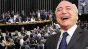 Michel Temer e a Câmara dos Deputados