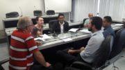 Vanessa Grazzotin se reuniu com o MPF para debater ações de investigação sobre massacre de índios (Foto: ATUAL)