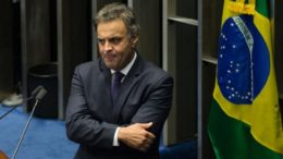 Supremo Tribunal Federal suspendeu o mandato de Aécio Neves (Foto: Lula Marques/PT)