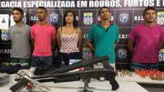Suspeitos de envolvidos na tentativa de roubo à agência do Bradesco já haviam assaltado joalheria, disse a polícia (Foto: ATUAL)
