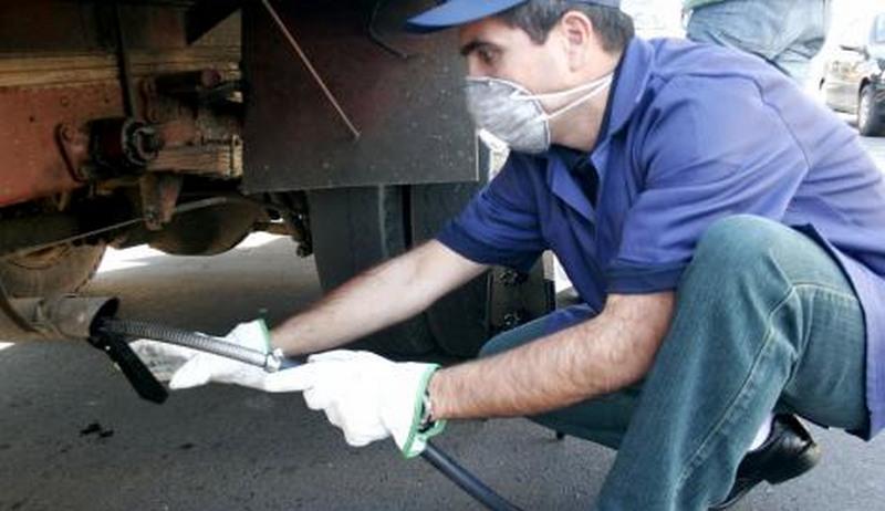 Taxa de inspeção ambiental de veículos é reduzida para R$ 66,70